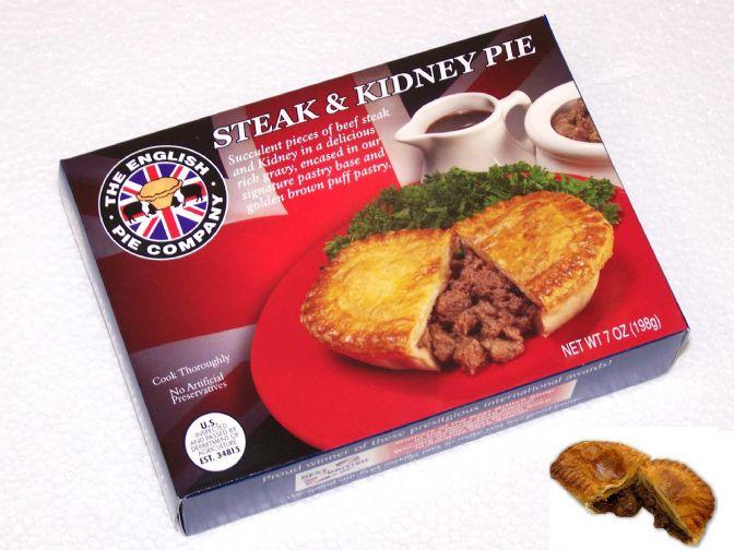 Walt DFS - English Pie Co. Steak & Ale Pie 6oz DFS